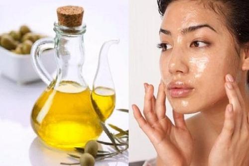 Mặt nạ dầu ô liu có tác dụng giúp làm mờ các vết thâm mụn rất hiệu quả.
