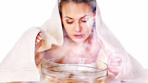Xông hơi da mặt là cách tốt nhất để tăng khả năng tuần hoàn và lưu thông máu, hỗ trợ đẩy bụi bẩn và bã nhờn ra ngoài.