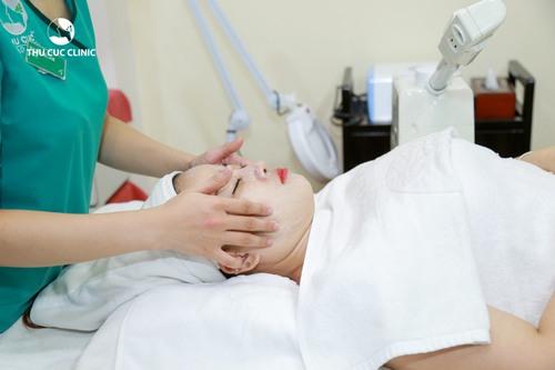 Làn da sẽ được cung cấp các dưỡng chất để mịn màng, khỏe mạnh.