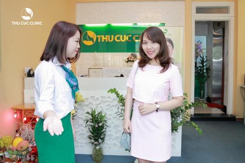 liệu pháp chăm sóc da nhạy cảm chuyên biệt ở Thu Cúc Clinics.