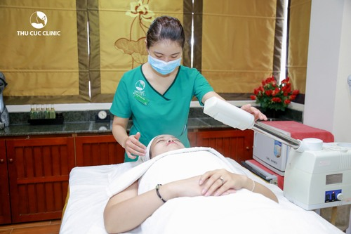 Trẻ hóa da bằng oxy tinh khiết sẽ giúp làn da trở nên tươi trẻ, khỏe mạnh hơn.