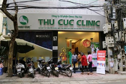 Thu Cúc Clinics - đơn vị chăm sóc và điều trị da đầu ngành được đông đảo chị em tin chọn