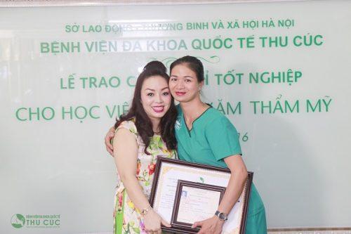 Học viên sẽ nhận được chứng chỉ do sở Lao động, Thương binh và Xã hội (LĐTBXH) cấp – chứng nhận mang tiêu chuẩn Quốc gia Việt Nam.