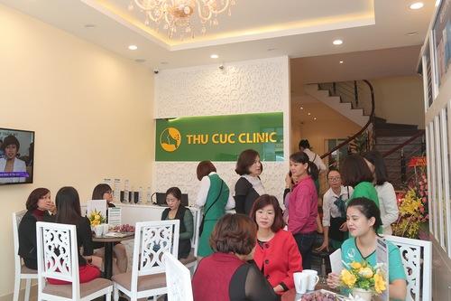 Ngày từ khi khai trương Thu Cúc Clinic Tuyên Quang đã thu hút được quan tâm của đông đảo chị em