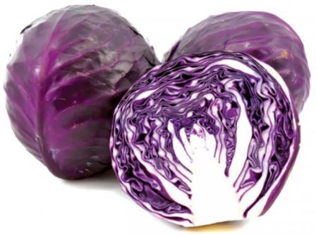 Ăn nhiều bắp cải để hỗ trợ trị mụn