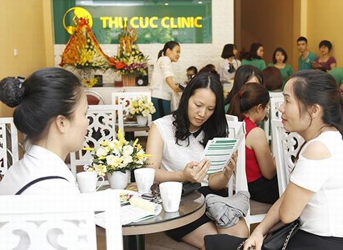 Dịch vụ trị mụn tại Thu Cúc Clinics nhận được quan tâm của đông đảo khách hàng