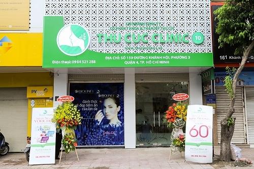 Thu Cúc Clinics đang là spa trị mụn thịt ở tp Hồ Chí Minh được hàng ngàn chị em tin chọn với 3 cơ sở làm đẹp cao cấp, hiện đại.