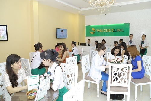 Dịch vụ trị mụn thịt tại Thu Cúc Clinics nhận được quan tâm của đông đảo khách hàng
