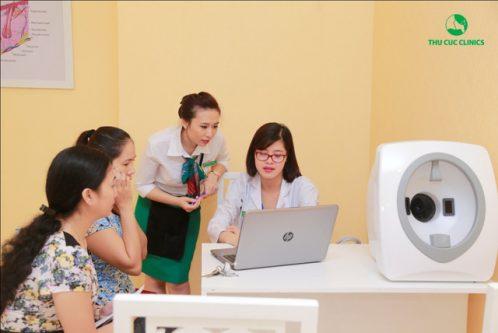 Thu Cúc Clinics - Địa chỉ trị mụn cóc được đông đảo chị em tin tưởng lựa chọn