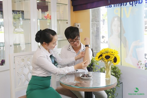 Xóa xăm tại Thu Cúc Clinics là lựa chọn của nhiều khách hàng