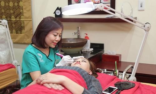 Laser YAG giúp xóa bỏ mực xăm hiệu quả lên tới 95%, không gây xâm lấn vùng da xung quanh.