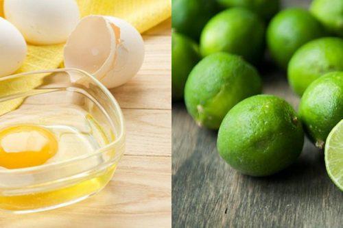 Lưu ý không áp dụng biện pháp chanh + trứng gà quá 2 lần/ tuần