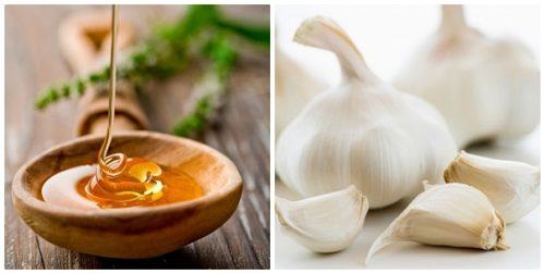 Kiên trì thực hiện đắp mặt nạ trị mụn thịt bằng tỏi + mật ong