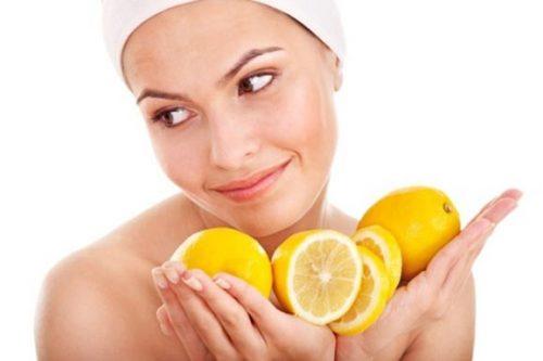 Kiên trì sử dụng quả chanh để chữa trị mụn tại nhà