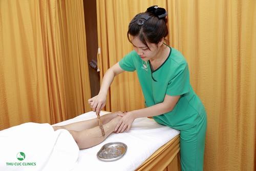 Công nghệ triệt lông tại Thu Cúc Clinics giúp loại bỏ lông nách lên tới 955 chỉ sau một liệu trình thực hiện.