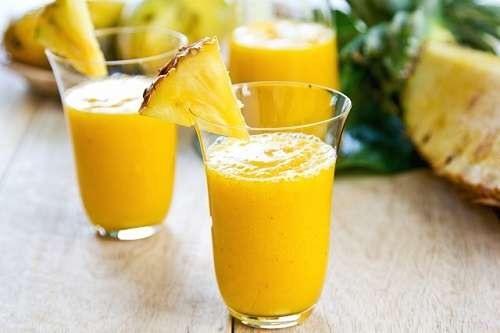 Theo khuyến cáo, nếu muốn da mịn màng, chị em hãy ăn nhiều hoa quả, trái cây vì chúng dồi dào vitamin sẽ giúp da săn chắc.