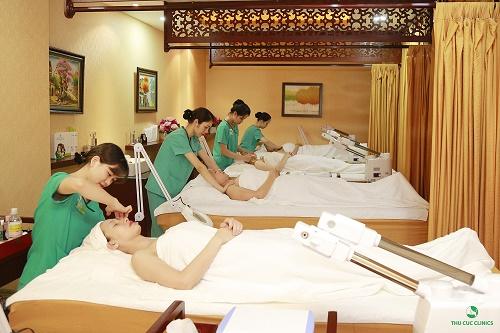 Chăm sóc da bằng công nghệ cao mang tới hiệu quả toàn diện, lâu dài và không mất thời gian, đặc biệt phù hợp cho người bận rộn
