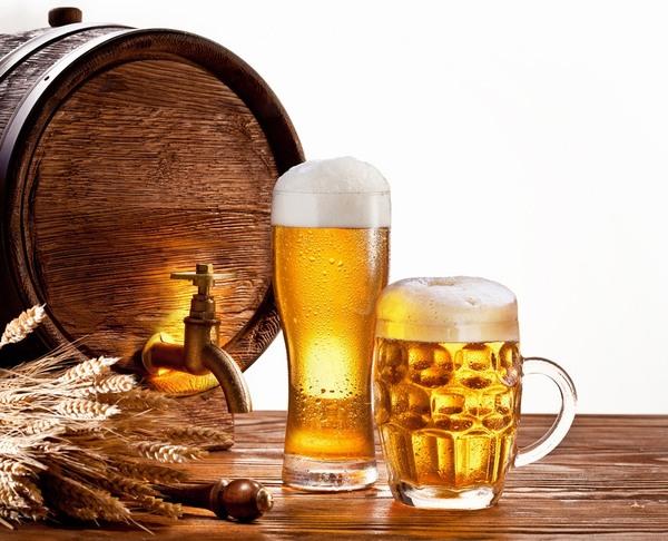 thành phần trong men bia có chứa nhóm vitamin B, các chất dinh dưỡng có tác dụng tốt trong việc làm đẹp từ sâu bên trong.
