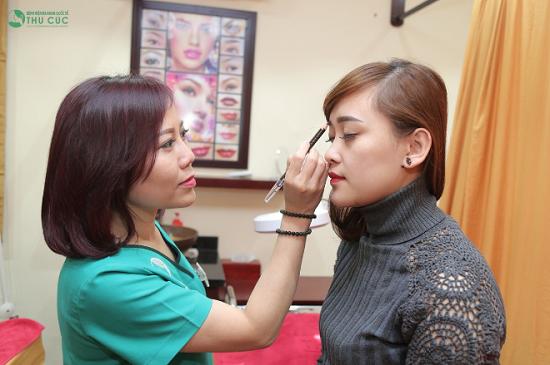 Thu Cúc Clinics là địa chỉ phun thêu lông mày uy tín tại Bắc Giang được nhiều chị em tin chọn.