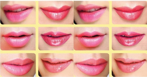 Phun xăm màu môi
