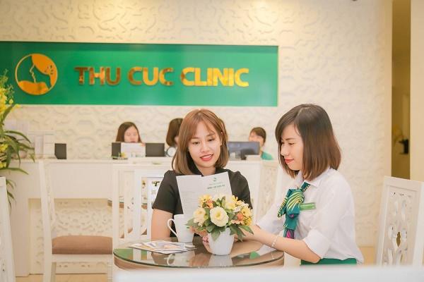 Thu Cúc Clinics hội tụ đội ngũ chuyên gia, kỹ thuật viên được đào tạo bài bản và có trình độ chuyên môn cao.