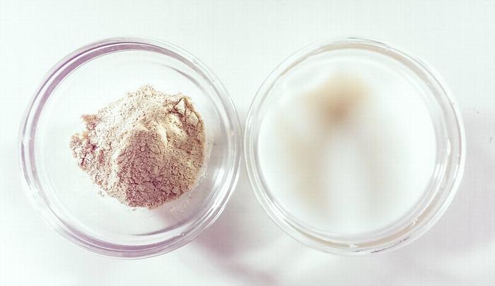 Mẹo tắm trắng da tại nhà siêu hiệu quả với bột đậu đỏ