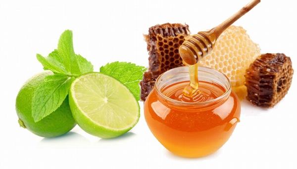 Mật ong và chanh là sự kết hợp mang đến công dụng chế tạo mặt nạ trị mụn cho da nhờn vô cùng hiệu quả