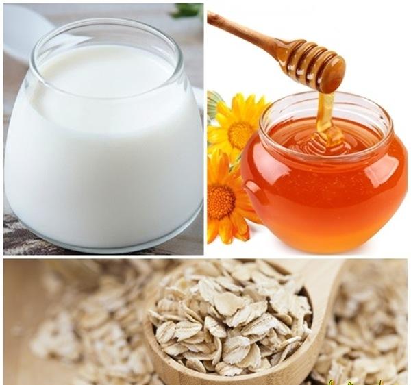 Tắm trắng bằng yến mạch và mật ong cực đơn giản và tiết kiệm, tại sao không thử