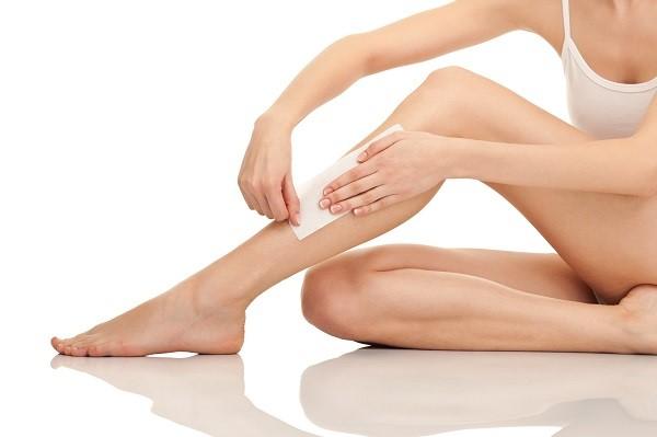 Cách tẩy lông chân bằng wax không phải là phương pháp nên làm thường xuyên