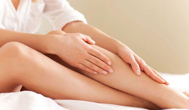 Cần có chế độ chăm sóc da đúng cách trước và sau khi cạo lông chân