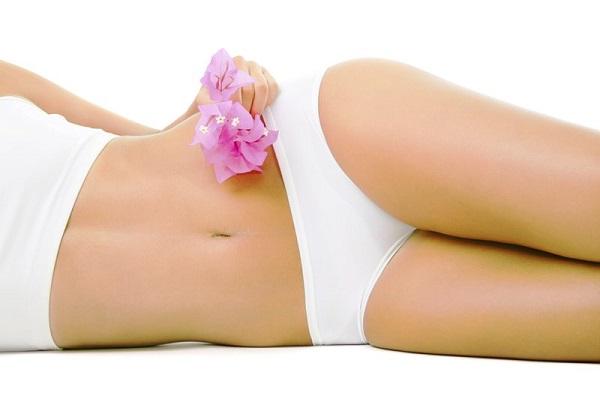 Tẩy lông vùng kín giúp phái đẹp sở hữu vùng bikini sạch sẽ, gọn gàng