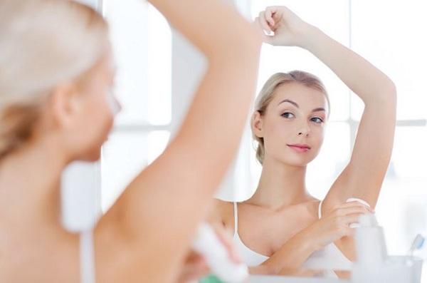 Triệt lông nách vĩnh viễn giúp bạn loại bỏ mùi hôi vùng dưới cánh tay