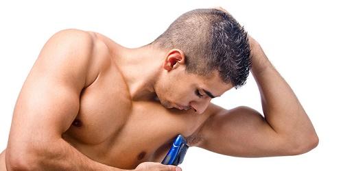 Tẩy lông nách cho nam cần có phương pháp nhanh chóng và đơn giản