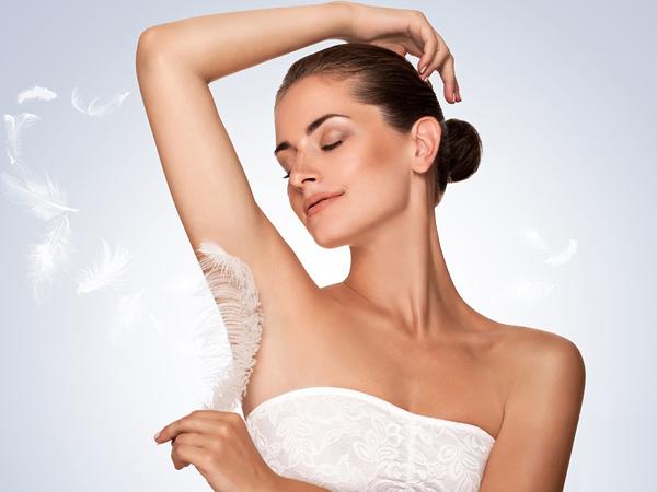 Tẩy lông nách vĩnh viễn giúp phụ nữ tự tin hơn