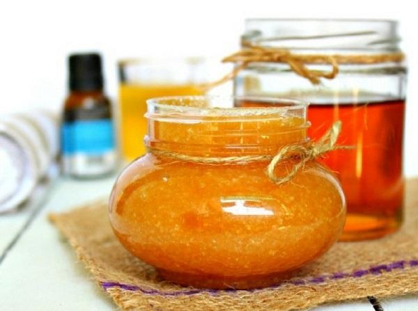 Cách tẩy da chết bằng mật ong nguyên chất