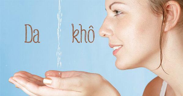 Cách dưỡng da khô hiệu quả đến khó tin