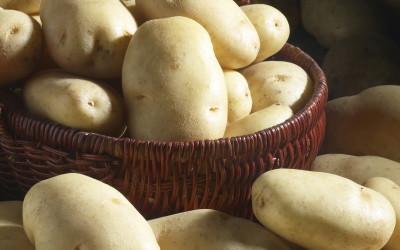 bí quyết làm đẹp với khoai tây