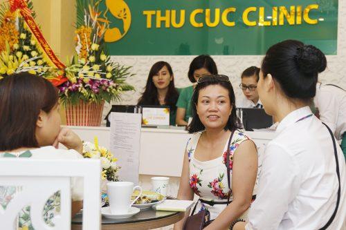 Dịch vụ chăm sóc trọn gói tại Thu Cúc Clinics nhận được quan tâm của đông đảo khách hàng