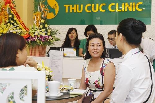 Dịch vụ trị giãn da tại Thu Cúc Clinics nhận được quan tâm của đông đảo khách hàng