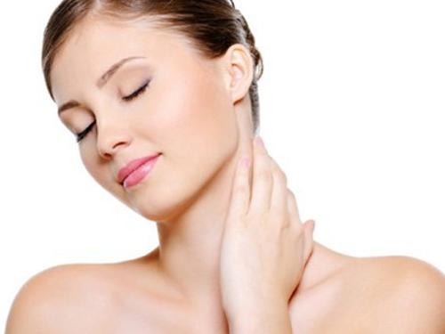 Làn da khỏe mạnh không một vết sẹo xấu xí giúp bạn hoàn toàn tự tin