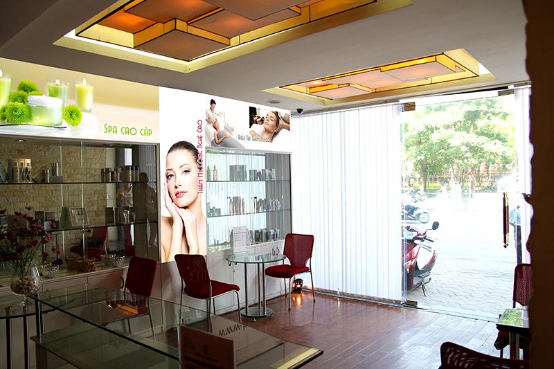 Chăm sóc da nhờn tại Hà Nội