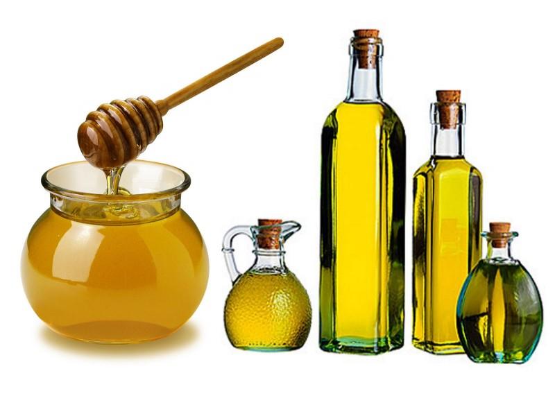 Chăm sóc da với dầu oliu