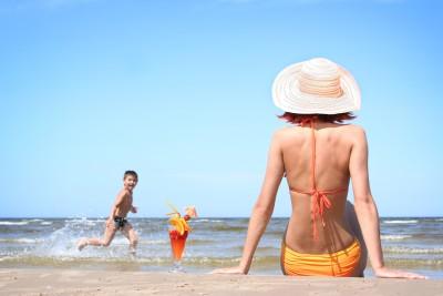 Giảm béo an toàn bằng tắm nắng
