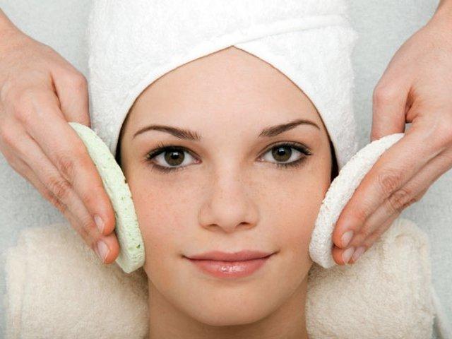 chăm sóc da mặt trong 1 tuần