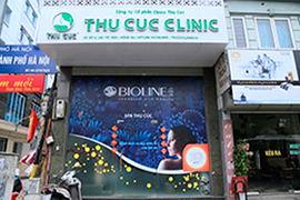 Cơ sở 2: Thu Cúc Clinic Tây Sơn Địa chỉ: 288 Tây Sơn, Đống Đa, Hà Nội. Hotline quản lý: 0936314289 Tổng đài tư vấn: 1900 5588 96 Hỗ trợ chăm sóc khách hàng: 1900 5588 92 Email chăm sóc khách hàng: cskh@zinniacorp.com
