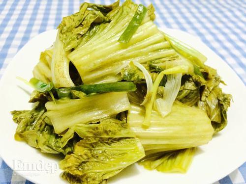 Các loại dưa cải chua là bí quyết đơn giản giúp hóa giải chất béo cực kỳ hiệu quả.