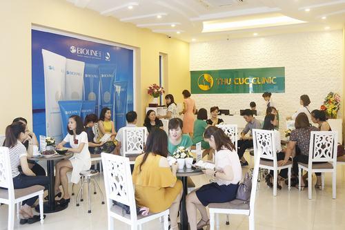 Thu Cúc Clinics là địa chỉ thẩm mỹ da uy tín, được nhiều khách hàng tin chọn.