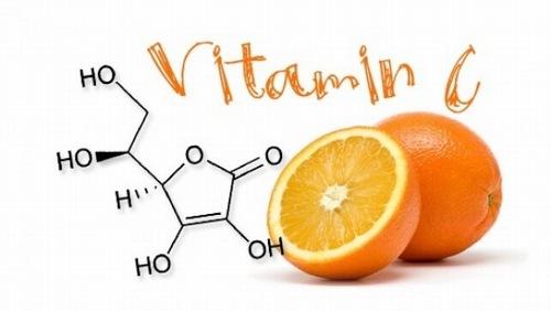 Vitamin C là hoạt chất tốt cho làn da