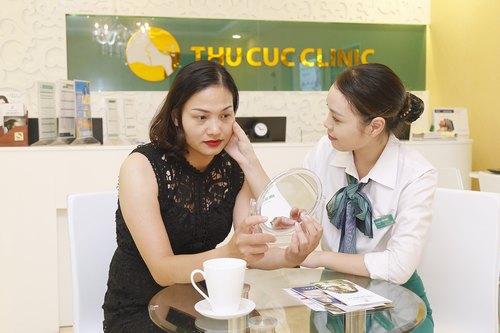 Để cải thiện làn da thiếu sức sống và nhiều khuyết điểm, chăm sóc da mặt bằng mật ong sữa chua tại Thu Cúc Clinics là gợi ý lý tưởng cho các chị em.