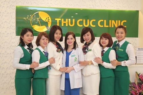 Nguồn nhân lực chất lượng cao tại Thu Cúc Clinics.
